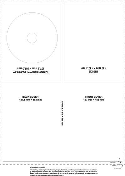 dvd digi pack template. Black Bedroom Furniture Sets. Home Design Ideas